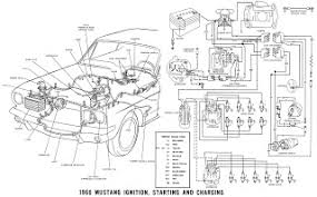 wiring diagrams for 1966 mustang wiring diagram simonand