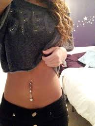 double belly rings images 66 of the sexiest navel piercing designs for girls jpg