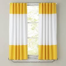 White And Yellow Curtains Color Edge Yellow 84 Curtain In Clearance Textiles Reviews