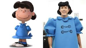 Charlie Brown Snoopy Halloween Costumes Happy Halloween Today Anchors Dress U0027peanuts U0027 Gang Today