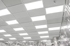 Suspended Ceiling Light Awesome Cleanroom Ceiling Led Lights And With Regard To