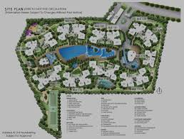 siteplan the palette new launch condo at pasir ris