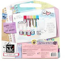 Build Your Own Toy Box Kit by Mc2 Lip Balm Lab Activity Kit Walmart Com