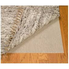 con tact brand eco grip non slip rug pad 5 u0027 x 8 u0027 free shipping