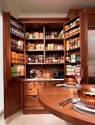 Free Standing Kitchen Pantry Furniture Kitchen Pantry Cabinets Freestanding Home Design Ideas