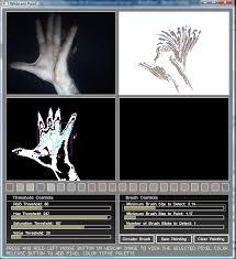 webcam paint code lab