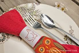 printable thanksgiving napkin rings designs by miss mandee