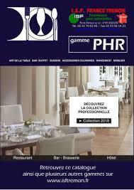 ier cuisine 2 bacs outtoir calaméo catalogue phr 2018 isf