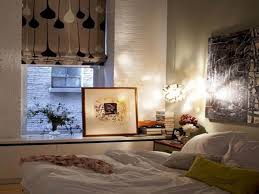 bedroom cozy bedroom ideas bedding bench dark wall hardwood floor