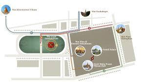 Royals Stadium Map Royal Cremation Ceremony For The Late King Bhumibol Adulyadej