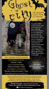 ghost city tours chester ghost twitter