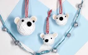 polar ornaments arts crafts by nanny options
