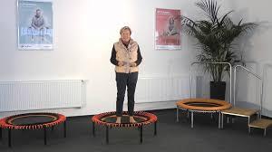 tappeto pelvico rafforzare il pavimento pelvico con il tappeto elastico bellicon