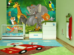 wallpaper kids room u2013 big and small in love with such walls