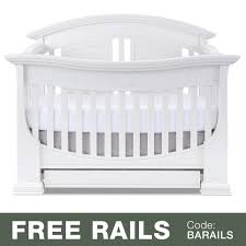 baby appleseed chelmsford 3 in 1 convertible crib in espresso free