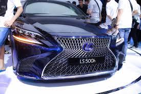 xe lexus o viet nam vietnam motor show 2017 u2013 sự kiện ra mắt phiên bản lexus ls 500h