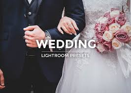 for wedding wedding lightroom presets collection by glow presets