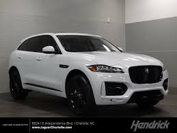 jaguar f pace black new 2018 jaguar f pace for sale charlotte nc j18013