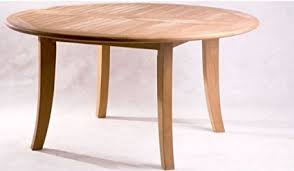 Teakwood Dining Table Grade A Teak Wood 52 Dining Table Whdt52