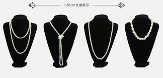 pearl necklace knot images Free shipping 120cm long purple color freshwater pearl necklace jpg