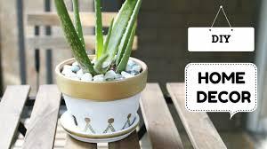 4 diy home decor ideas with succulents fashionmoksha youtube