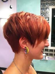 pictures back of wedge haircut the 25 best short wedge haircut ideas on pinterest wedge