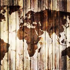World Map On Wood Planks by World Map Free For Commercial Use Ffcu The World Is Ou U2026 Flickr