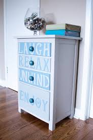 beach inspired farmhouse dresser upcycle 12monthsofdiy sustain