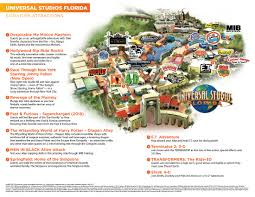 Islands Of Adventure Map In Die Filmwelt Von Den Universal Studios Orlando Eintauchen