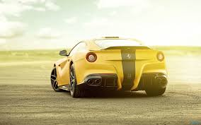 ferrari yellow and black cars ferrari f12 berlinetta italian special edition walldevil