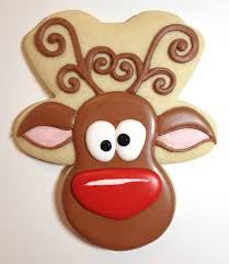 best 25 reindeer cookies ideas on pinterest christmas reindeer
