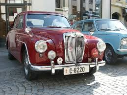 mg magnette wikipedia