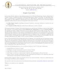 sample academic cover letters choice image cover letter sample