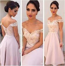 summer beach wedding guest dresses 2017 elegant off shoulder