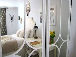 Best Closet Doors For Bedrooms by Stylish Sliding Closet Doors With Mirror Bringing Charms In And
