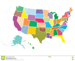 America Map With States by Diagram Album World Map Study Game Millions Diagram And Concept