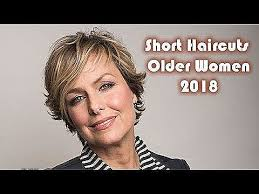 short hairstyles fresh older ladies short hairstyles 2018