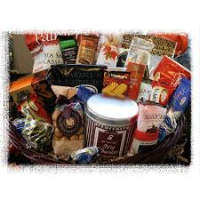 gift basket delivery sinfully sweet deluxe gift basket creston gift basket delivery