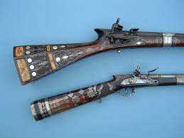 Ottoman Guns Ottoman Wall Gun Indian Flintlock Gun These Guns We Flickr
