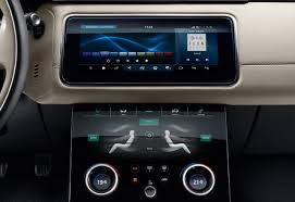 velar land rover interior 2018 land rover velar has all the right moves