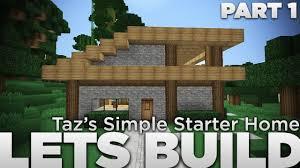 taz u0027s simple starter home the let u0027s build exchange part 1