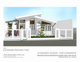small bungalow house plans 2 bedroom bungalow house plans in the philippines inspirational