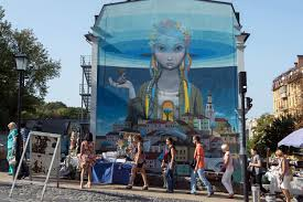 What Is A Mural by Stand With Ukraine
