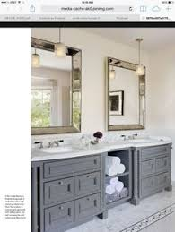 Gray Bathroom Vanity Traditional Bathroom Design Pictures Remodel Decor And Ideas