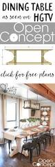 Wooden Kitchen Table Plans Free by 67 Best Diy Kitchen Table Images On Pinterest Kitchen Tables