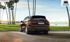 porsche cayenne specification cayenne 2017 prices and specifications in car sprite