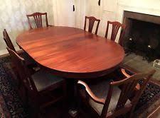 mahogany antique dining sets 1900 1950 ebay