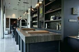 deco cuisine style industriel cuisine style industriel bois beautiful deco interieur style