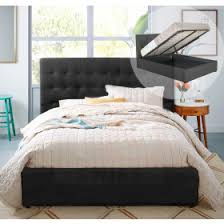 Leather Bed Frame Queen Queen Bed Frames