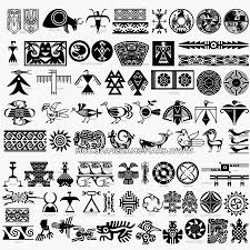 tribal tattoos and meanings indian